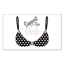 Support Our Girls Decal