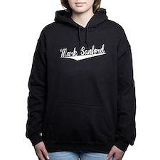 Mark Sanford, Retro, Women's Hooded Sweatshirt