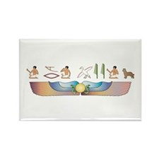 Pyrenean Hieroglyphs Rectangle Magnet (100 pack)