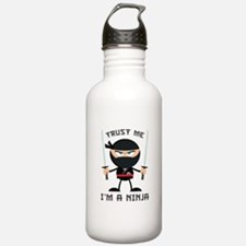 Trust Me, I'm A Ninja Water Bottle