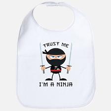 Trust Me, I'm A Ninja Bib