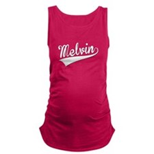 Melvin, Retro, Maternity Tank Top