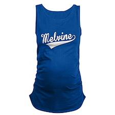 Melvine, Retro, Maternity Tank Top
