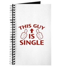 This Guy Is Single Journal