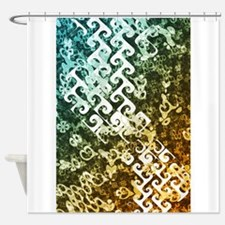 Meriggiare Pallido e Assorto Shower Curtain