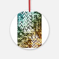 Meriggiare Pallido e Assorto Ornament (Round)