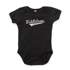 Middletown, Retro, Baby Bodysuit