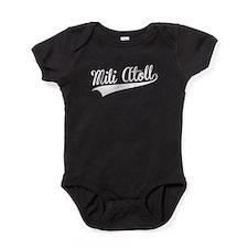 Mili Atoll, Retro, Baby Bodysuit