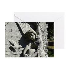 Angel Sorrow Greeting Card
