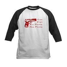 GUNS DON'T KILL PEOPLE, I KIL Tee