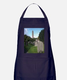 Irish Cemetery Apron (dark)