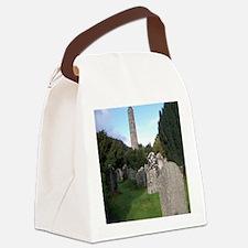 Irish Cemetery Canvas Lunch Bag