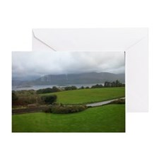 Ireland Landscape Greeting Card