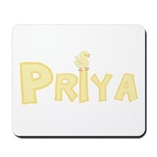 Little Rubber Duckie Mousepad