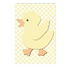 Little Rubber Duckie Postcards (Package of 8)