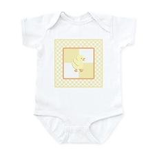 Little Rubber Duckie Infant Creeper