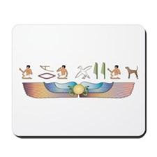 Plott Hieroglyphs Mousepad