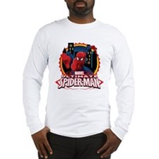 Ultimate Spiderman Long Sleeve T-Shirt