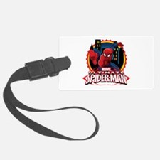 Ultimate Spiderman Luggage Tag