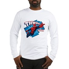 Spiderman Thwipp! Long Sleeve T-Shirt