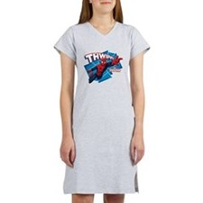 Spiderman Thwipp! Women's Nightshirt