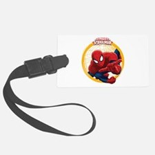 Spiderman Luggage Tag