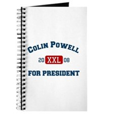 Colin Powell for President Journal