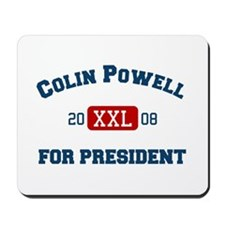 Colin Powell for President Mousepad