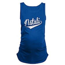 Natali, Retro, Maternity Tank Top