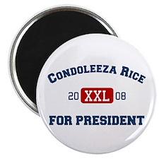 Condoleeza Rice for President Magnet