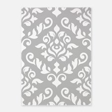 Grey Damask Rugs Grey Damask Area Rugs Indoor Outdoor Rugs