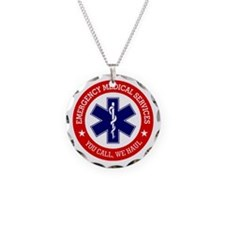 EMS (You Call, We Haul) Necklace