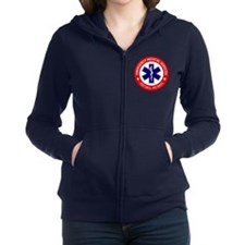 EMS (You Call, We Haul) Women's Zip Hoodie