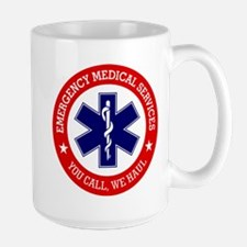 EMS (You Call, We Haul) Mugs