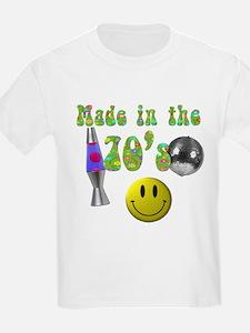 Made 70's 3 T-Shirt