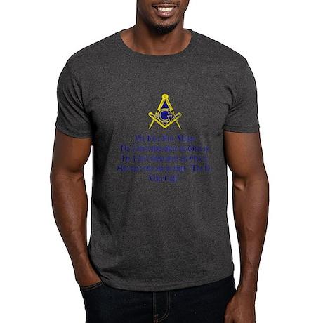 Yes, I'm a Freemason... Dark T-Shirt