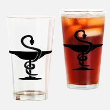 Bowl of Hygeia Drinking Glass