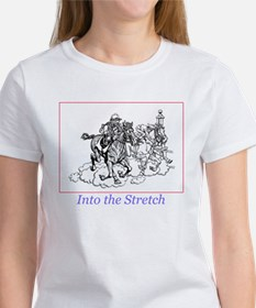into the stretch Tee