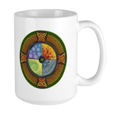 Celtic Elements Mug