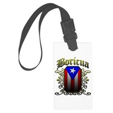 Boricua Luggage Tag