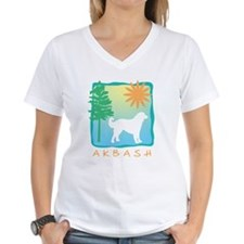 Akbash Tree & Sun Shirt