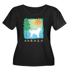 Akbash Tree & Sun T