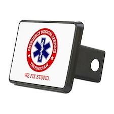 EMS (We Fix Stupid) Hitch Cover