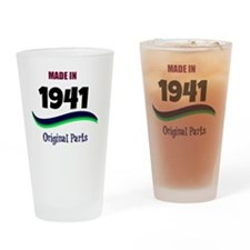 Made in 1941 Drinking Glass
