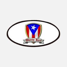 Puerto Rico - Shield2 Patches