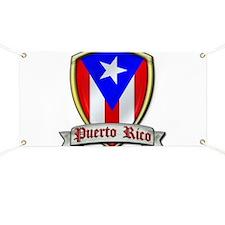 Puerto Rico - Shield2 Banner