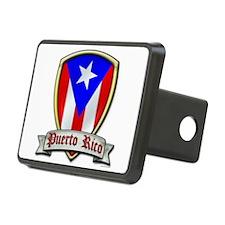 Puerto Rico - Shield2 Hitch Cover
