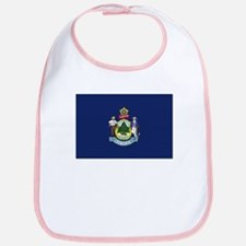 Maine Flag Bib