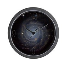Galactic Time Wall Clock