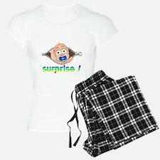 Surprise Baby Boo Pajamas